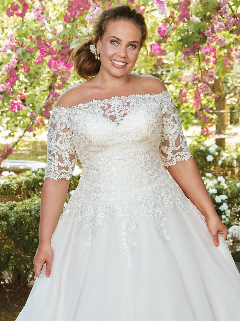 Plus Size Wedding Dresses The White Room Bridal Boutique in ...